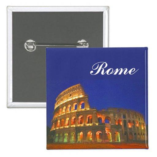 Coliseo romano pin