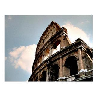 Coliseo romano postales