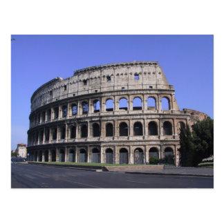 Coliseo Tarjeta Postal