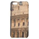 Coliseo y farola romanos
