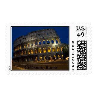 Coliseu, Coliseum, Rome - Customized Postage