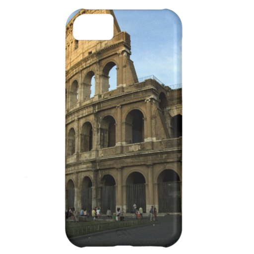 Coliseum at sunset iPhone 5C cover