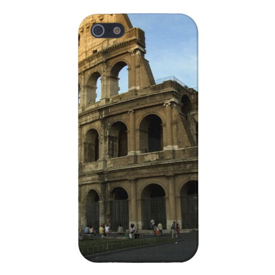 Coliseum at Sunset iPhone SE/5/5s Cover