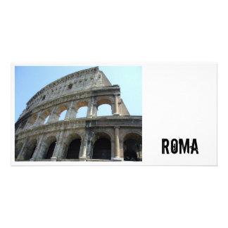 Coliseum Card
