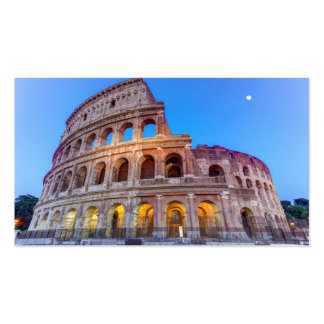 Coliseum in Rome, Italy Business Card