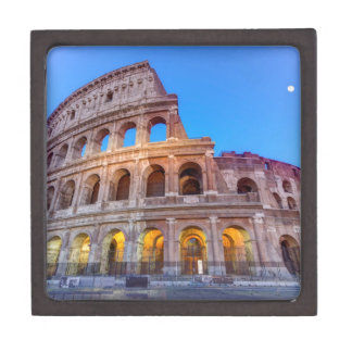 Coliseum in Rome, Italy Jewelry Box