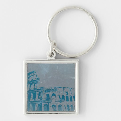 Coliseum in Rome Key Chains