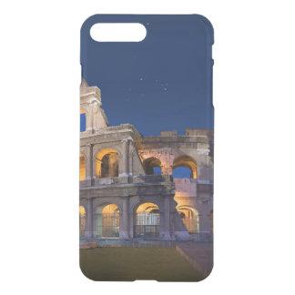 Coliseum iPhone X/8/7 Plus Clear Case