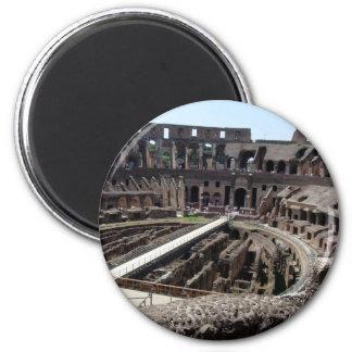 Coliseum 2 Inch Round Magnet