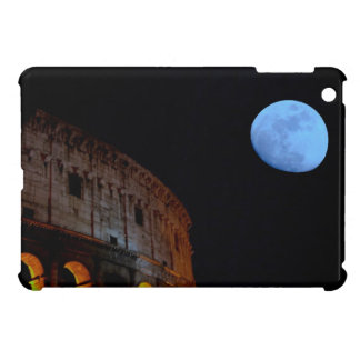 Coliseum of Rome in Moonlight Case For The iPad Mini