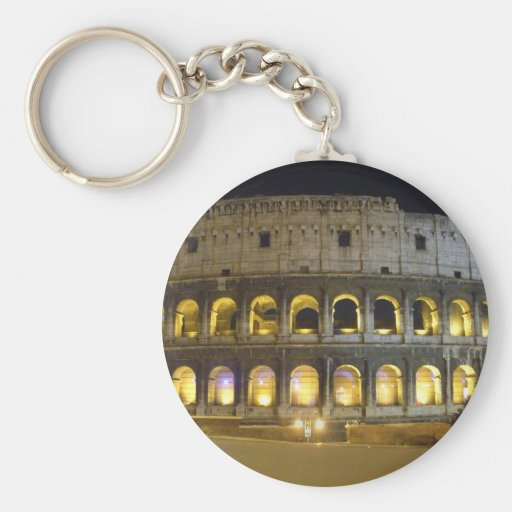 Coliseum of Rome Keychain