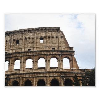 Coliseum Art Photo