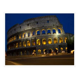 Coliseum, Rome Postcard