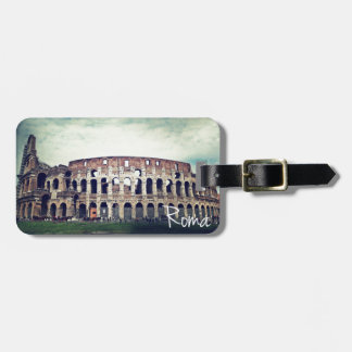 Coliseum Tag For Luggage
