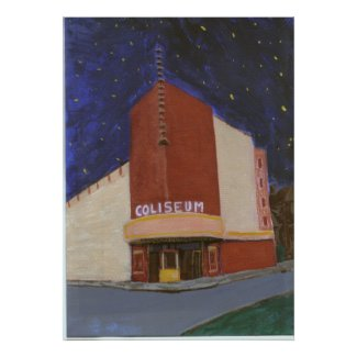 Coliseum Theater New Orleans