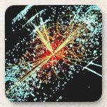 Colisión de LHC Posavasos De Bebida