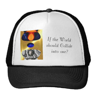 Colisiones entre los mundos gorras de camionero