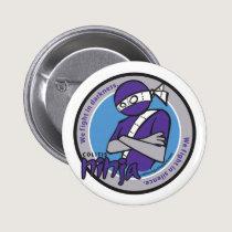 Colitis Ninja Pin