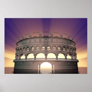 Colizeum Poster