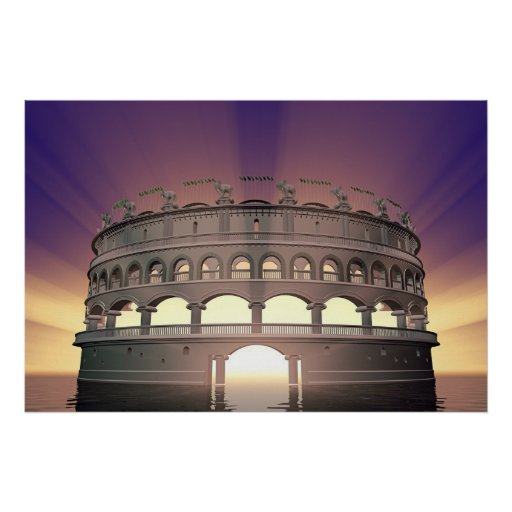 Colizeum Posters