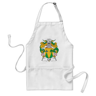 Coll Family Crest Apron