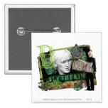 Collage 1 de Malfoy del Draco Pin Cuadrado