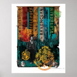 Collage 1 de Neville Longbottom Poster