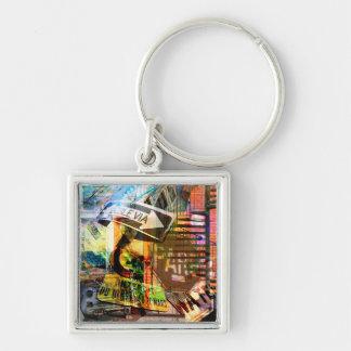Collage_2122011 Keychain