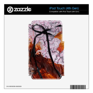Collage 2 Design Skins For iPod Touch 4G