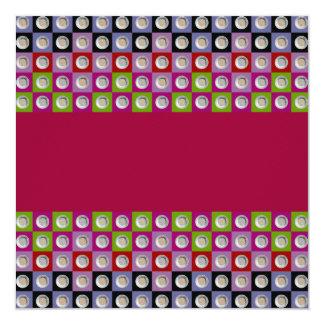 collage 5x15 del pepita invitacion personal