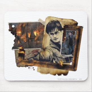 Collage 7 de Harry Potter Mousepads