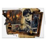Collage 7 de Harry Potter Tarjeta De Felicitación