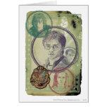 Collage 9 de Harry Potter Tarjeta De Felicitación