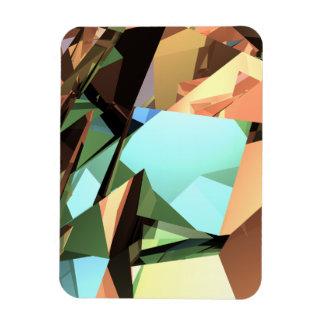 Collage angular iman rectangular