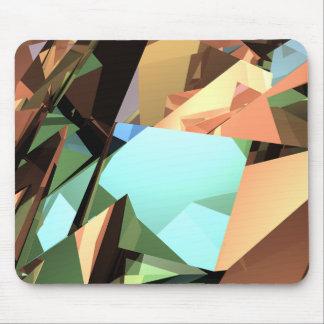 Collage angular alfombrillas de ratón