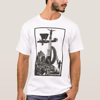 Collage by Aleksandr Rodchenko T-Shirt