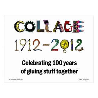 Collage - Celebration 100 Years Postcard