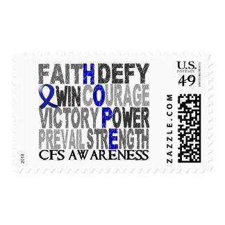 Collage CFS de la palabra de la esperanza Envio