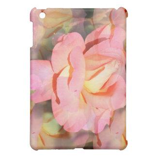 Collage color de rosa multi rosado
