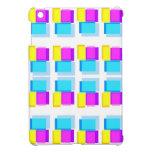 Collage colorido de las NOTAS PEGAJOSAS iPad Mini Carcasas
