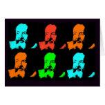 Collage de Galileo Tarjeta De Felicitación