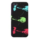 Collage de Johann Sebastian Bach iPhone 5 Carcasas