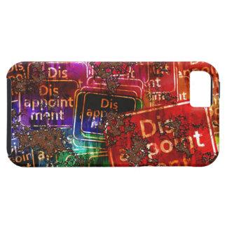 Collage de la decepción iPhone 5 Case-Mate coberturas