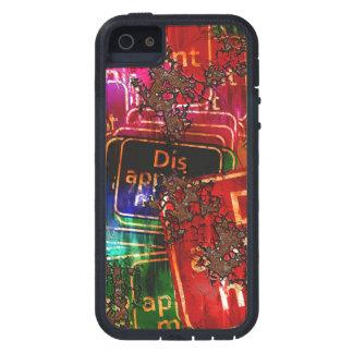 Collage de la decepción iPhone 5 Case-Mate protector