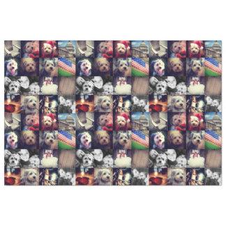Collage de la foto de Instagram - 16 de sus Papel De Seda Extragrande