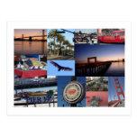 Collage de la foto de San Francisco Postal