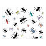 Collage de la hormiga del vector