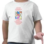 collage de la imagen 9 en el jardín o debajo del m camiseta