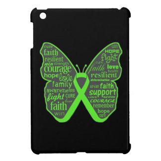 Collage de la mariposa del linfoma de Non-Hodgkins