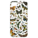 Collage de la mariposa iPhone 5 cárcasa